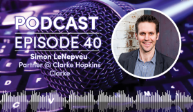 Weekly Podcast - Episode 40: CHC's Simon Le Nepveu