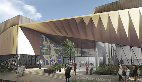 Massive Upgrade Of State Netball And Hockey Centre Begins
