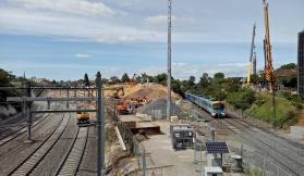 Widespread shut down for Melbourne's metro and regional railway lines over Easter holidays