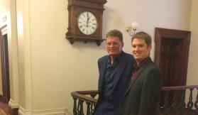 Red and Black Architect interviews Ted Baillieu, the architect premier