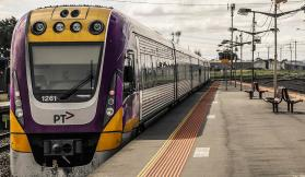 Victorian Liberals announce a high-speed rail project programme to bolster decentralisation policy