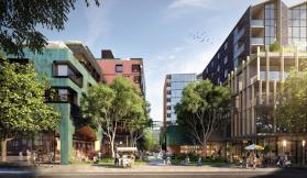 Melbourne's largest inner-city apartment 'West End' commences construction