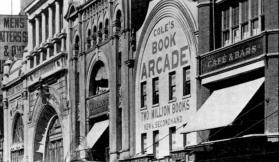 The incredible Cole's Book Arcade