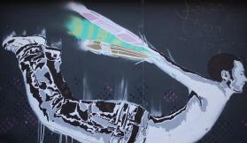 Blender Lane artwork