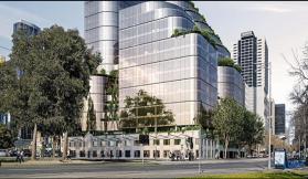 386-412 William Street, Melbourne