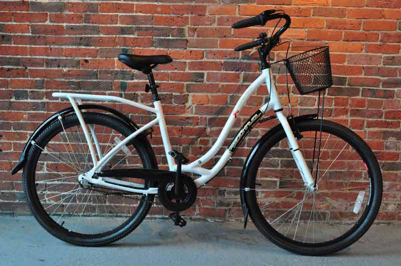 White City Bike Kona Africa for hire at BikeSA
