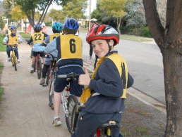 Bike education for schools