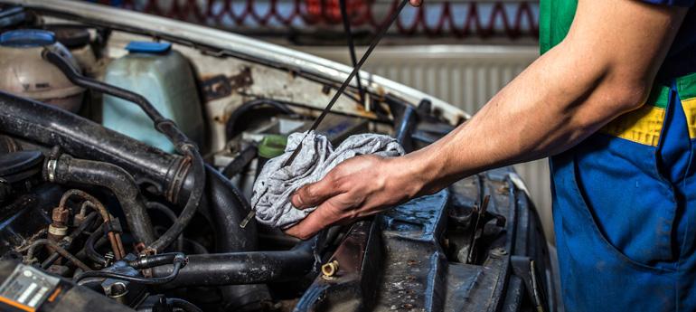 Cybi Garage Servicing