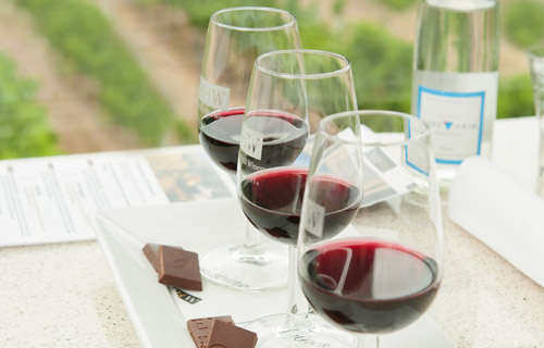 Hahndorf Hill Winery - ChocoVino