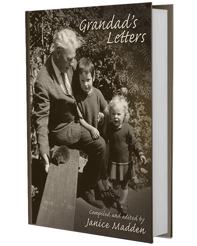 Grandad's Letters  by Janice Madden