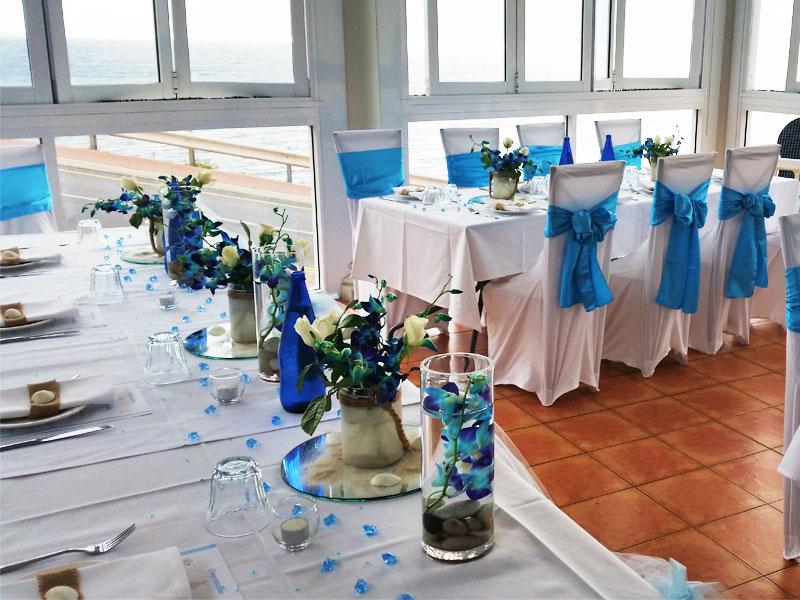 Marino Rocks Restaurant & Cafe - Weddings