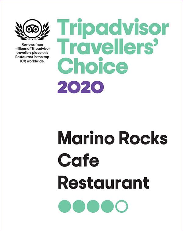 Marino Rocks Restaurant