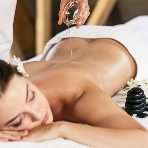 Aroma Relaxation Massage - The House of Healing