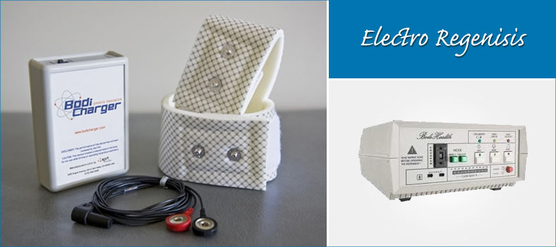 Electro Regenisis at The House of Healing