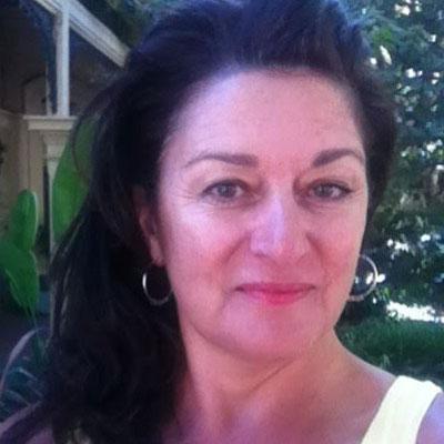 Susannah Saccardo at The House of Healing