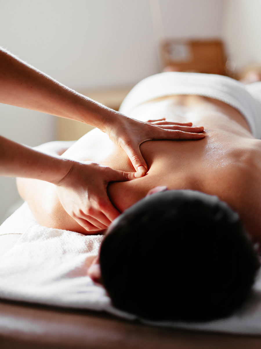 Treatments for the Boss at The House of Healing