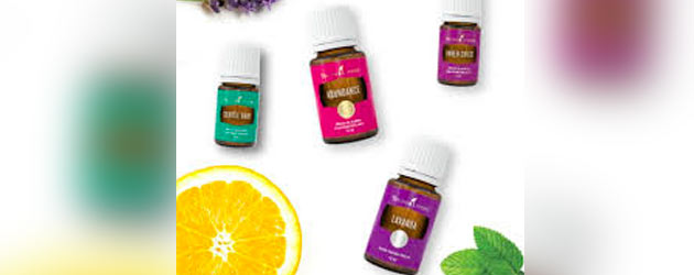 Young Living Essential Oils at The House of Healing