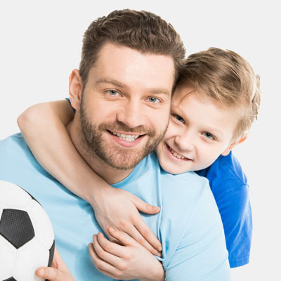 Treatments for Dads at The House of Healing