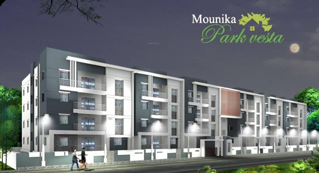 2 & 3 BHK Luxury Flats for sale @ Mounika Park Vesta in Horamavu, Bangalore