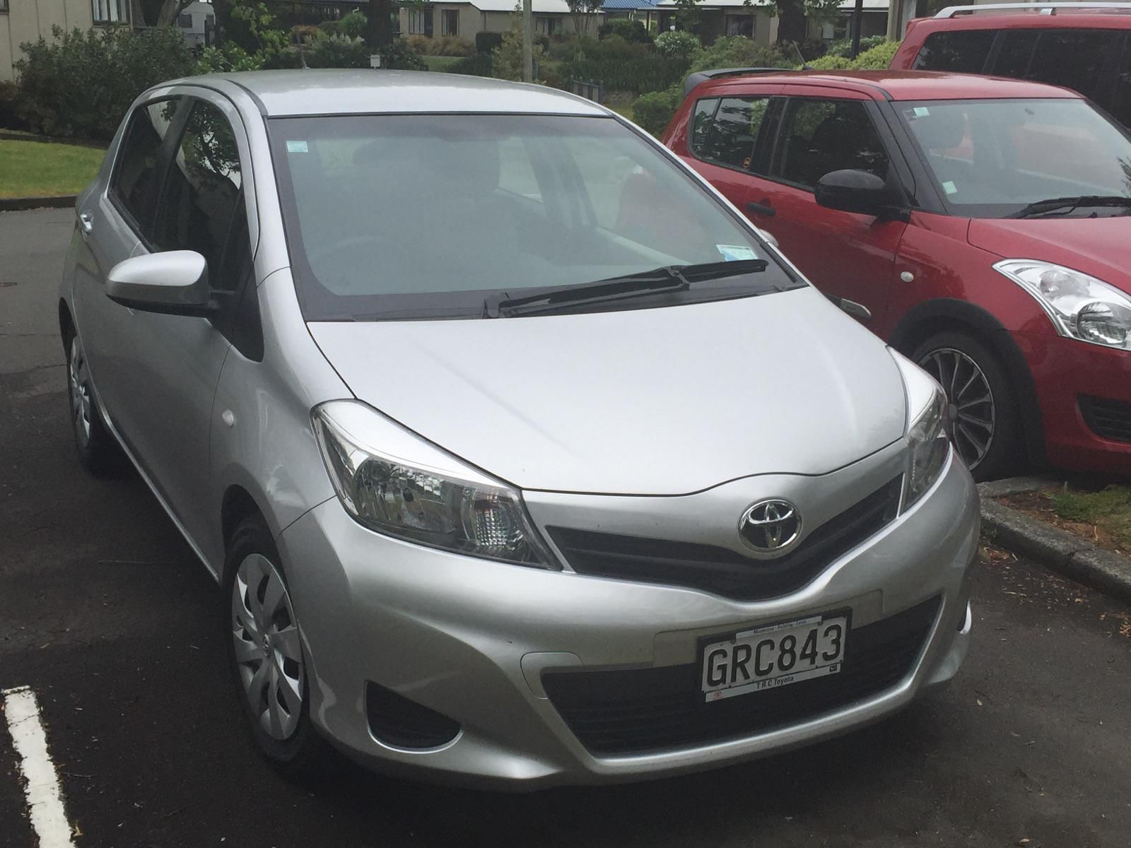2012 Toyota Yaris Auto for sale