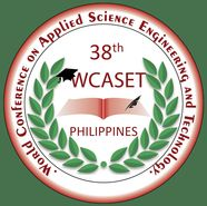 38th World Conference on Applied Science, Engineering & Technology