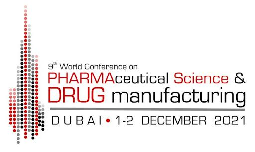 9th World Conference on Pharmaceutical Science and Drug Manufacturing
