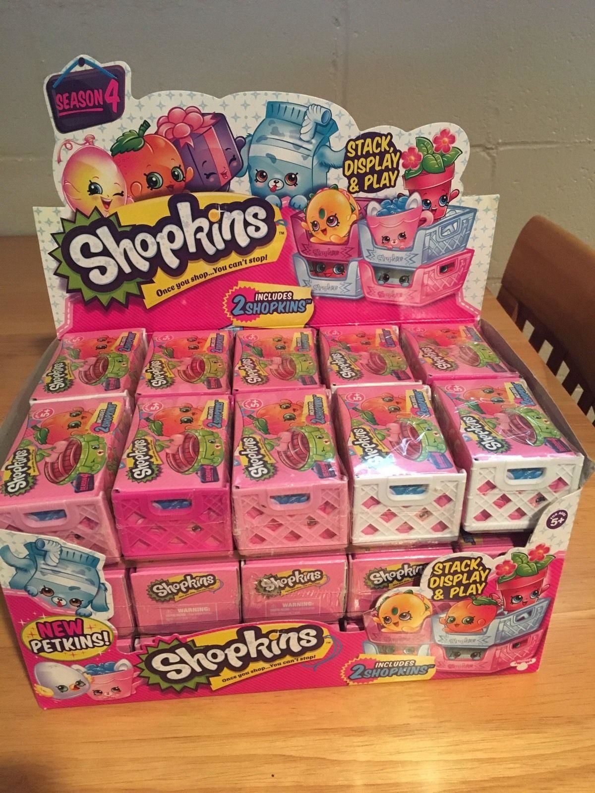 All Season Shopkins Available for sale in wholesale