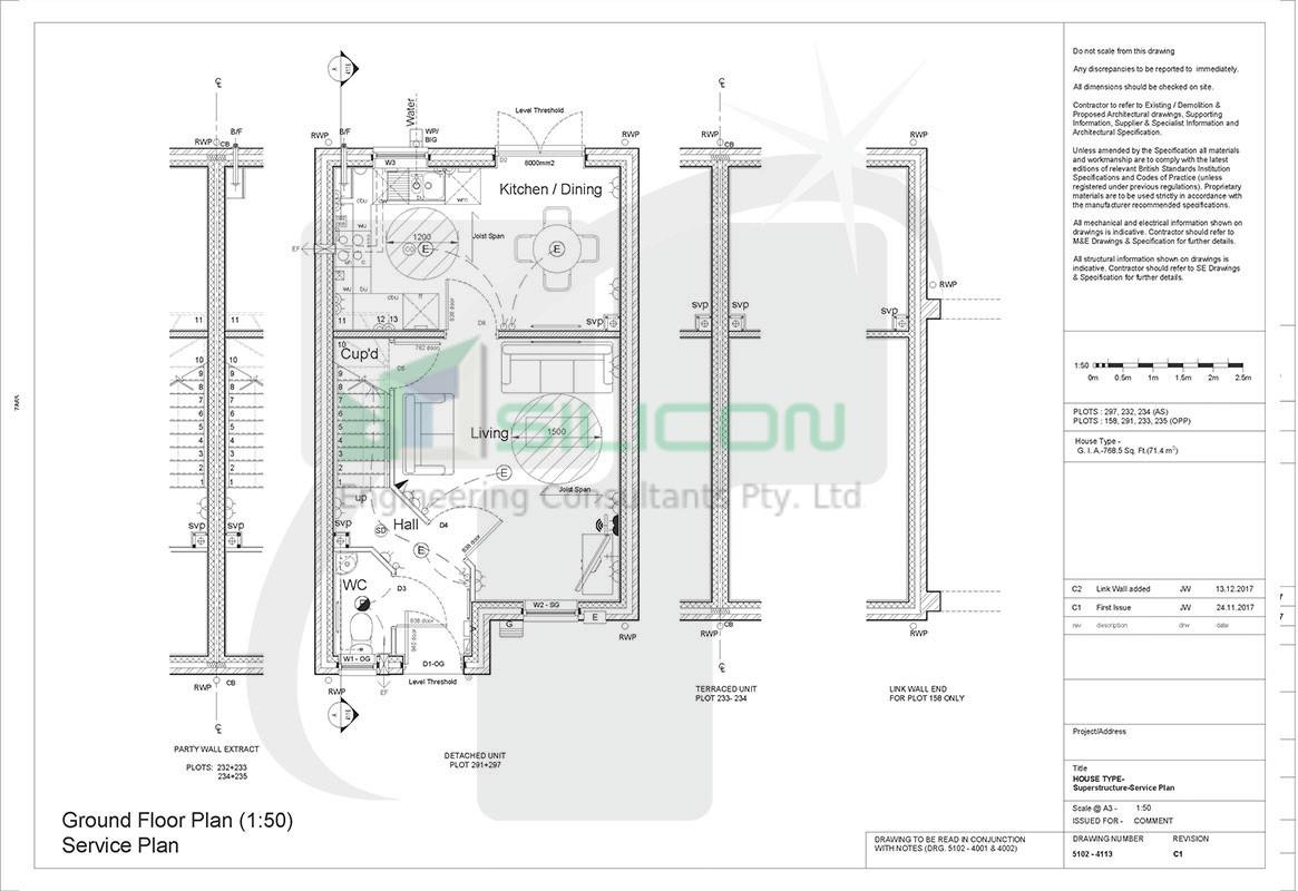 Architecture Shop Drawing Service Wellington - Silicon Engineering Consultants Limited