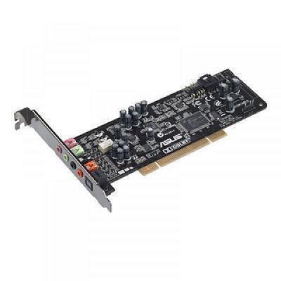 ASUS XONAR DG 5.1 CHANNEL PCI SOUND CARD - LOW PROFILE CAPABLE