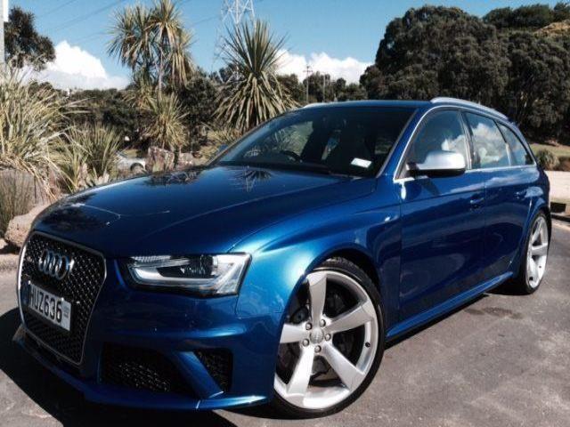 Audi RS4 Avant 4.2 V8 Quattro 2013