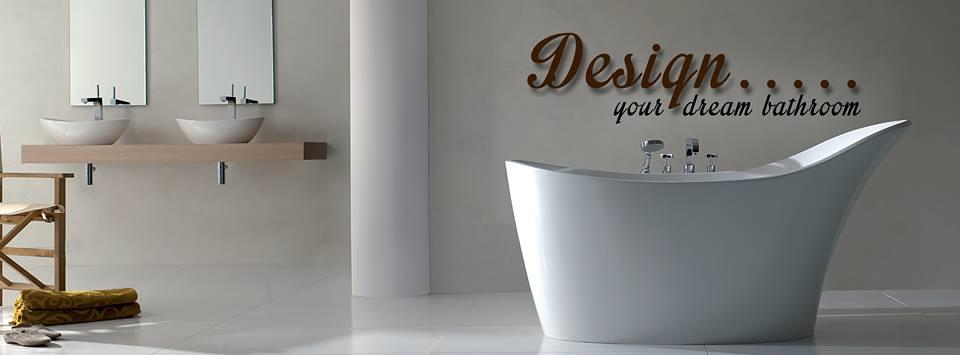 Bathroom floor tiles in variety of shades and designs