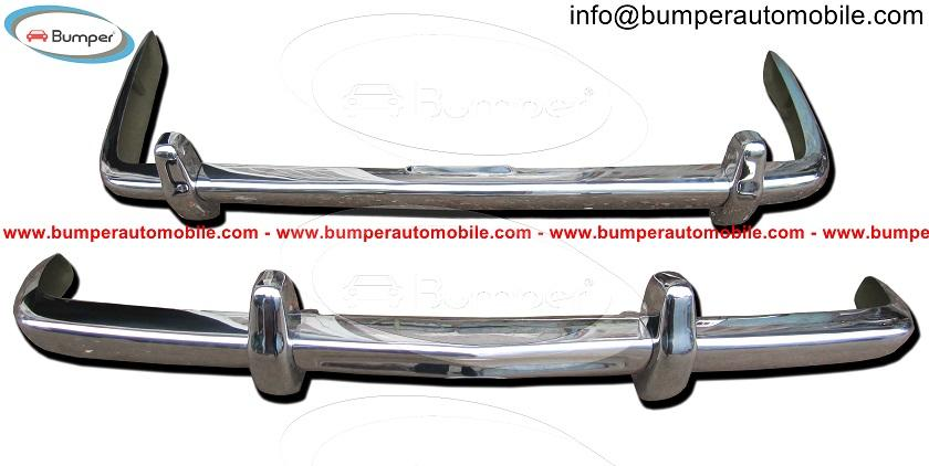 Bentley T1 bumper