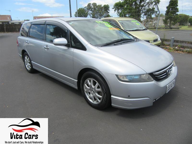 Best second hand car new zealand | 2004 Honda Odyssey