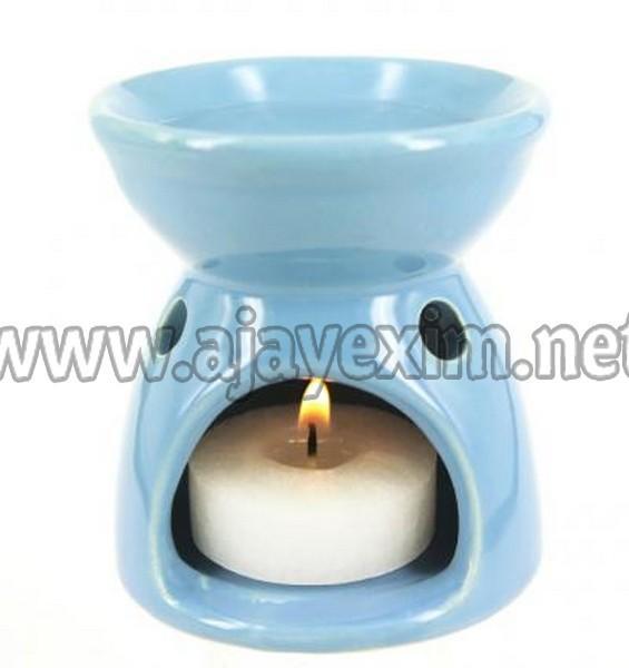 Blue Ceramic Fragrance Oil Diffuser