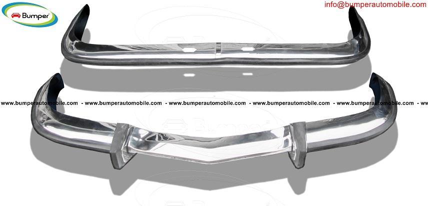 BMW 2800 CS bumper kit