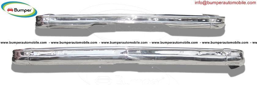 BMW E21 bumper (1975-1983)