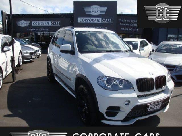 BMW X5 X5 M-SPORT 2012