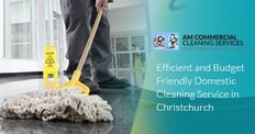 Budget Friendly Domestic Cleaning Service in Christchurch