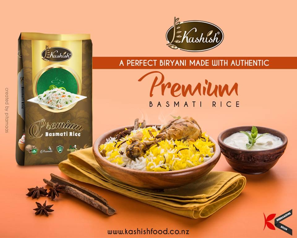 Buy Indian Rice and Pulses in Auckland From Kashish Foods