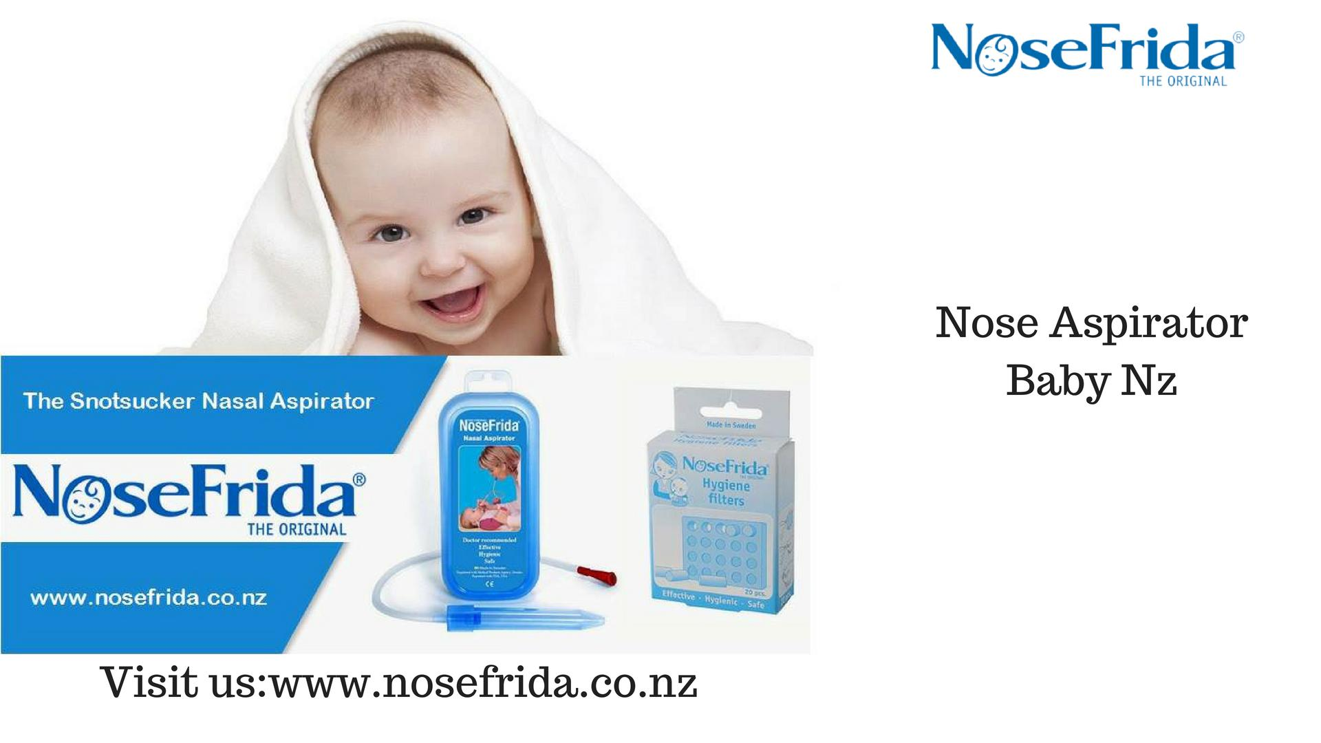 Buy Nose Aspirator For Your Babies