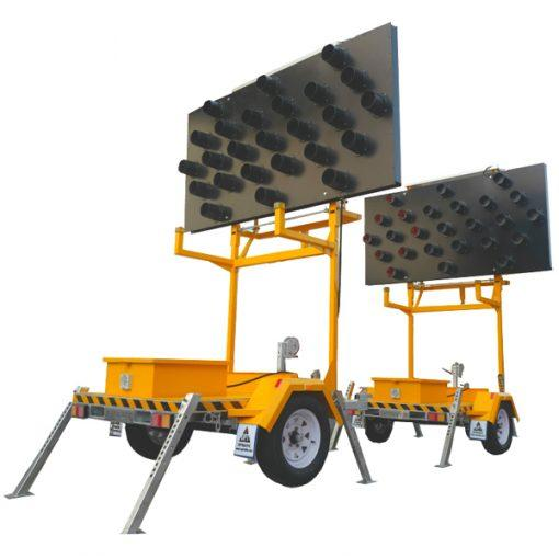 Buy Online Skid Arrow Boards trailer at Cheap Prices