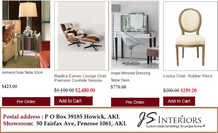 Buy Top Quality Luxury Cheap Furniture in New Zealand