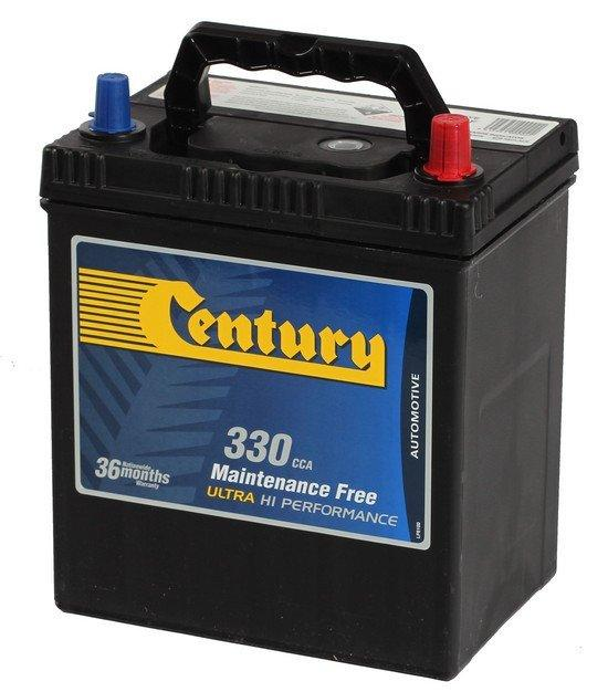 Century Car Batteries in New Zealand