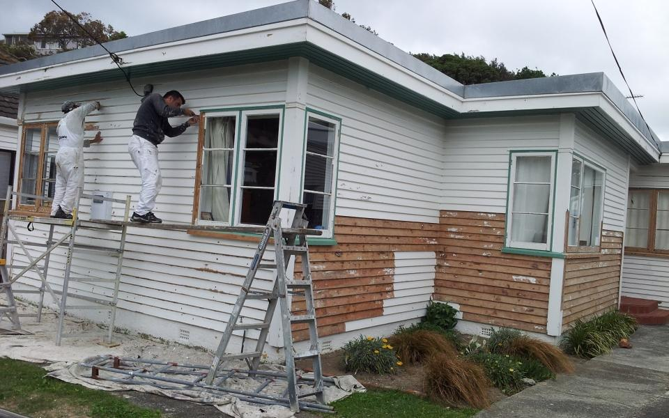 Classic Residential Painters in Wellington