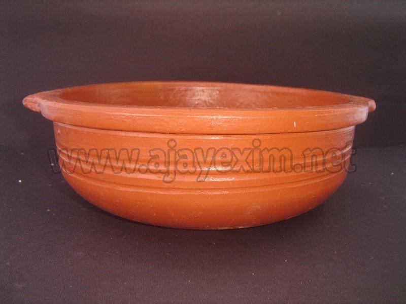 Clay Stock Pot