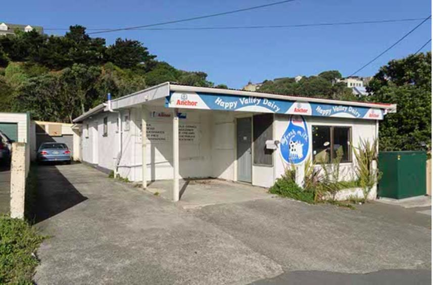 Commercial and Residential property in one for sale, Wellington!