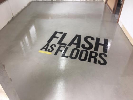 Concrete Showroom