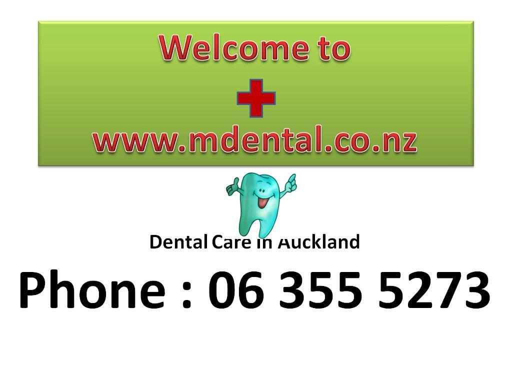 Dentist West Auckland - 06 355 5273