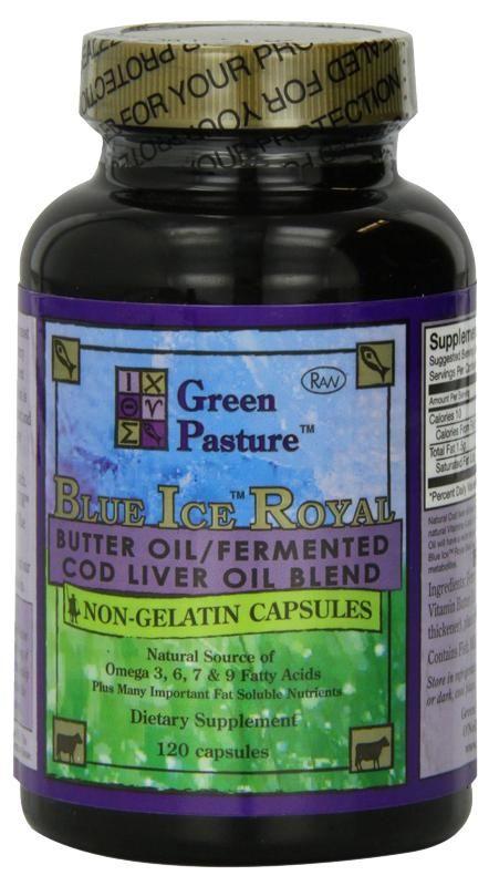 Fermented Cod Liver Oil Blend Capsules