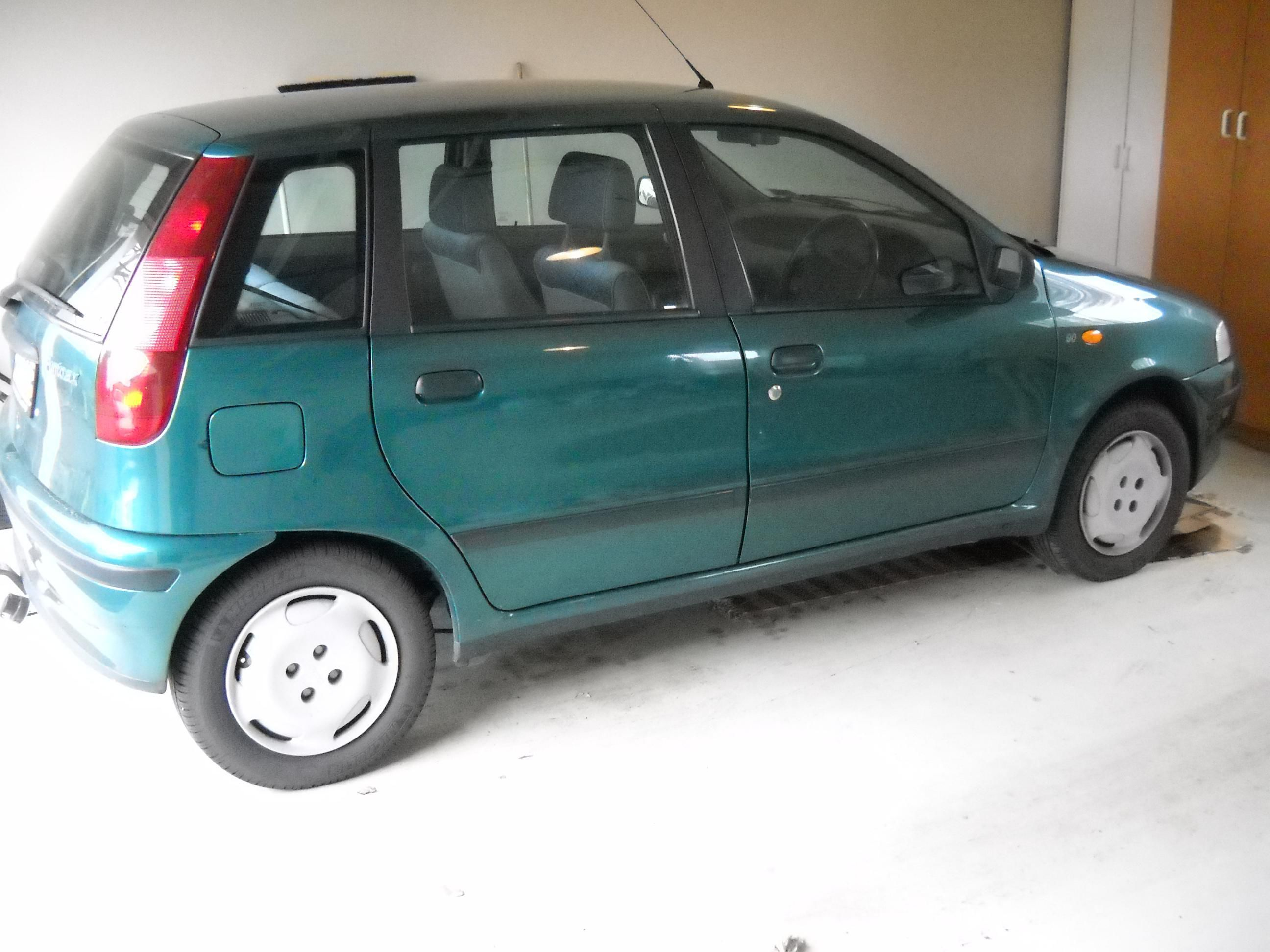 Fiat Punto ELX